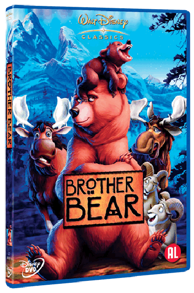 Brother Bear - DVD