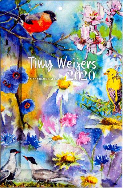 Weekblok 2020 Art Tiny Weijers