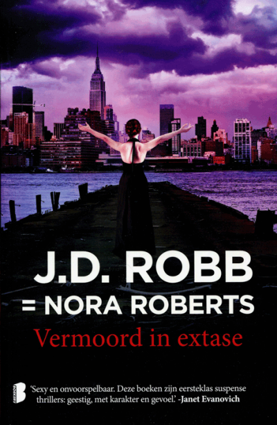Vermoord in Extase - JD Robb