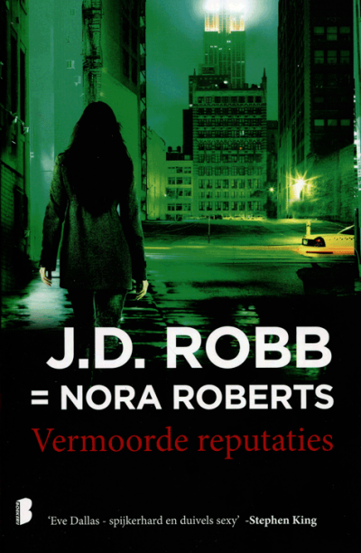 Vermoorde reputaties - JD Robb