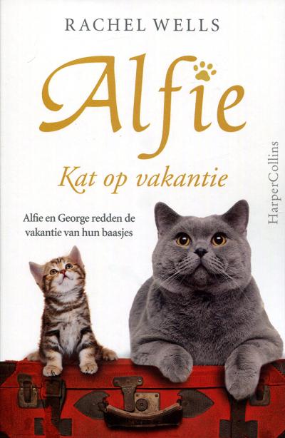Alfie, Kat op vakantie