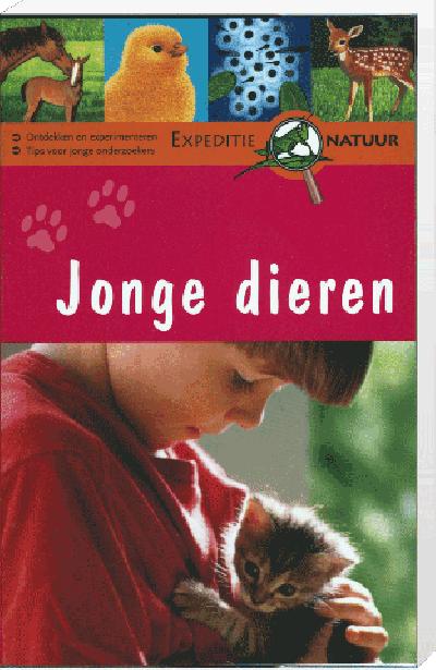 Expeditie Natuur Jonge dieren