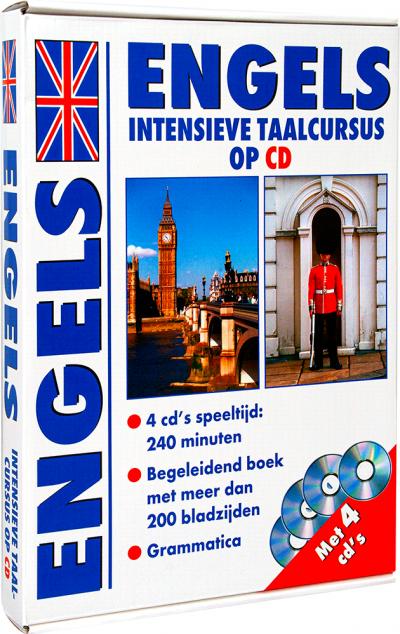 Engels - intensieve taalcursus op cd