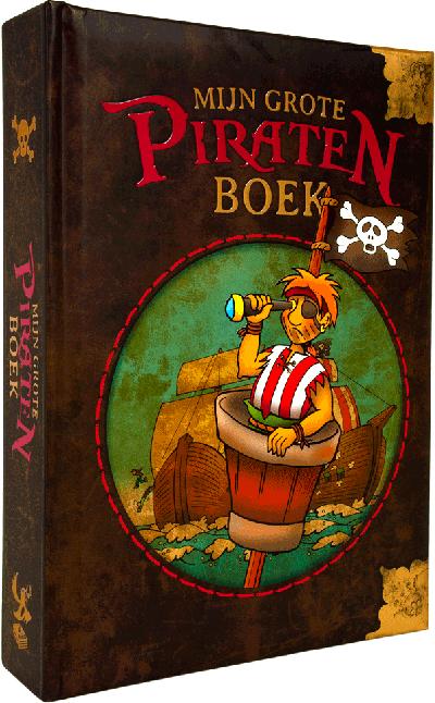 Mijn grote Piraten boek