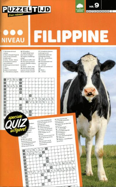 Puzzeltijd Filippine 3 stippen nr. 009