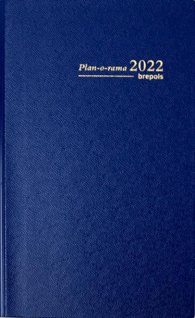 Agenda Planorama 2022 PVC Omslag