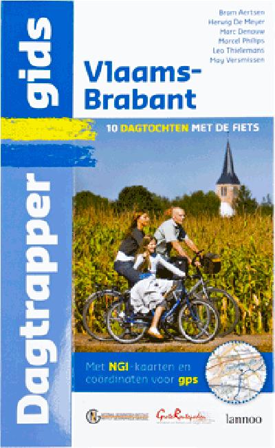 Dagtrappers gids Vlaams Brabant