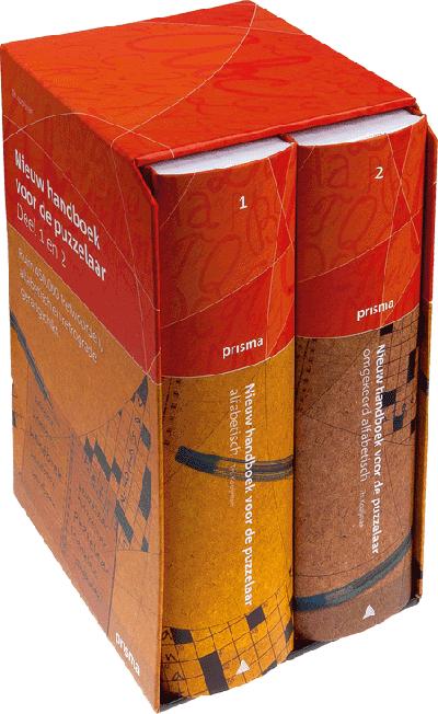 Prisma Nieuw Handboek voor de puzzelaar 1 & 2