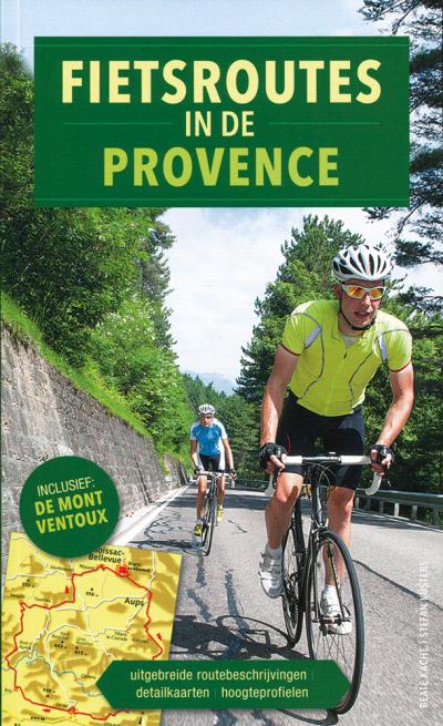 Fietsroutes in de Provence