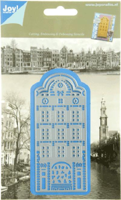 Joy Snijmal Huisje (rond)