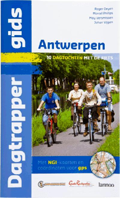 Dagtrappers gids Antwerpen