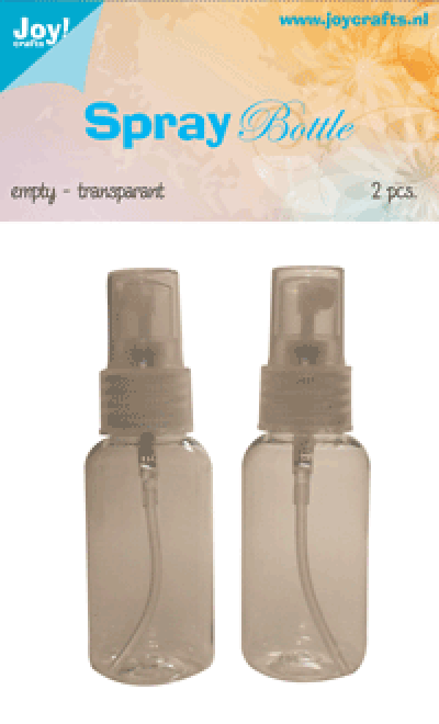 Waterspray flesje