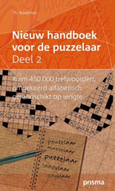 Nieuw handboek voor de puzzelaar deel 2