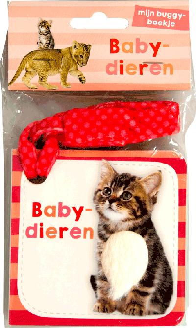 Buggy boekje, babydieren
