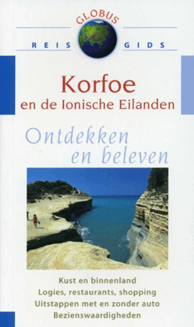 Globus: Korfoe Ionische Eilanden