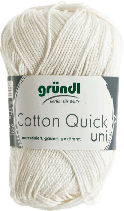 Cotton Quick Uni 101 Room 50gr
