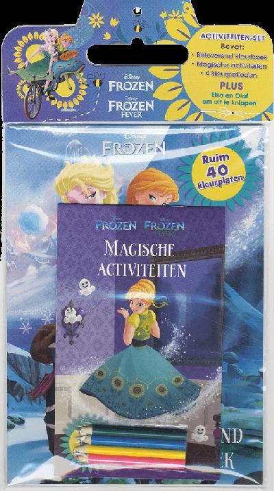 Disney Frozen activity pack