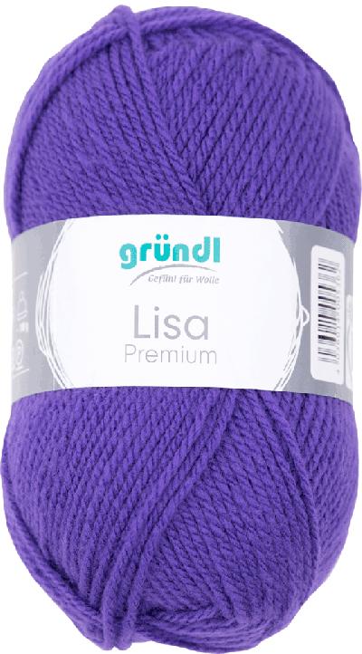 LISA PREMIUM LILA 50GR