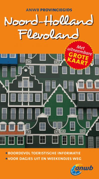 ANWB Provinciegids Noord Holland Flevoland