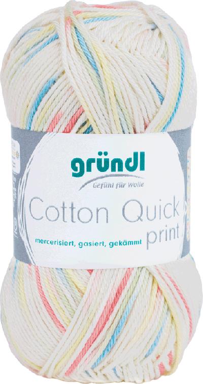 Cotton Quick Print 198 Baby Multicolor 50gr