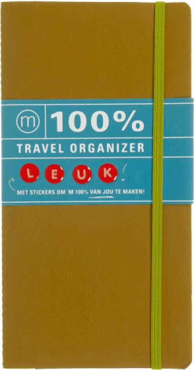 100% Travel organizer