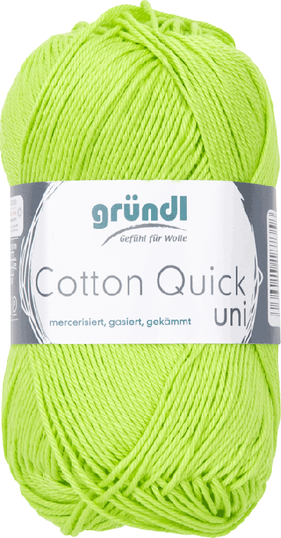 Cotton Quick Uni 144 LIMOEN 50GR