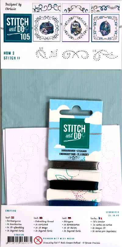 Stitch & do 105 crafting