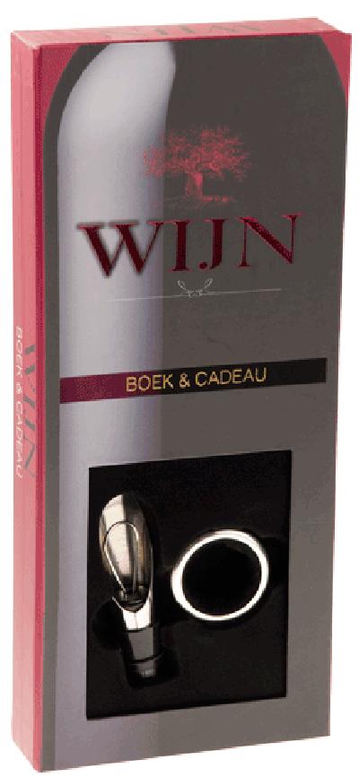 Boek & Cadeau Wijn