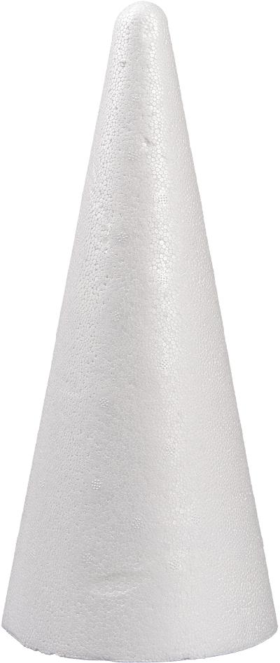 Styropor kegel 26cm