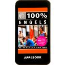 100% Engels taalgids (app&boek)