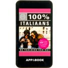 100% italiaans taalgids (app&boek)