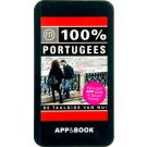 100% Portugees taalgids (app&boek)