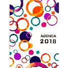 Luxe agenda 2018 Cirkels