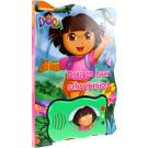 Dora en haar schoolproject Geluidsboek NL-ENG