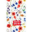 Luxe agenda 2018 flowers