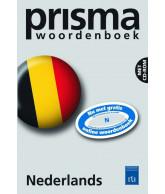 Prisma Woordenboek NED-BE (+cd-rom)