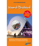 ANWB Provinciegids Noord Brabant