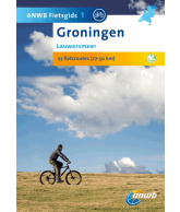 ANWB Fietsgids 01 Groningen