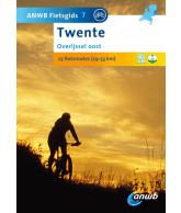 ANWB Fietsgids 07 Twente Overijssel Noord
