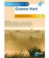 ANWB Fietsgids 15 Groene Hart