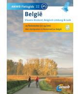 ANWB Fietsgids 22 Vlaams-Brabant, Belgisch Limburg & Luik