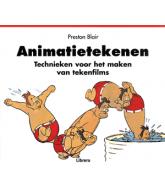 Cartoon Animatietekenen