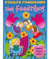 Sticker panorama Feeenbos