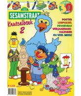 Sesamstraat knutselboek 2