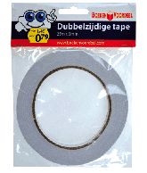 Dubbelzijdige Tape (9mm)
