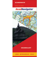 RoadNavigator Wegenkaart Scandinavië