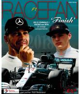 Racefan F1 Finish 2018