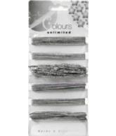 CORDS & ELASTICS CUH-2011 ZILVER