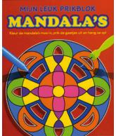 Mijn leuk prikblok: Mandala's