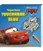Disney Pixar Cars Superleuk Toverkrasblok